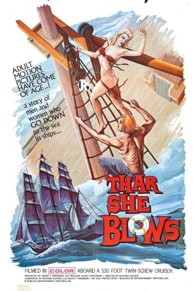 Thar She Blows! (1968) starring Shari Mann on DVD on DVD