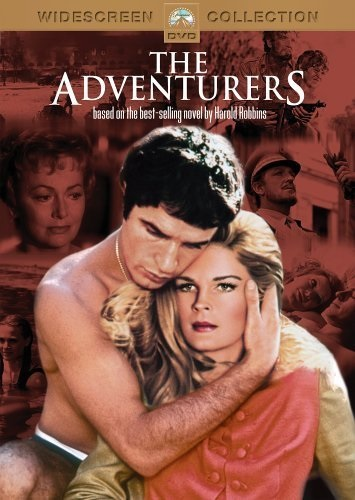 The Adventurers (1970) starring Charles Aznavour on DVD on DVD