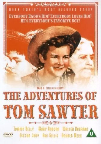 The Adventures of Tom Sawyer (1938) starring Tommy Kelly on DVD on DVD