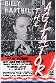 The Agitator (1945) starring William Hartnell on DVD on DVD