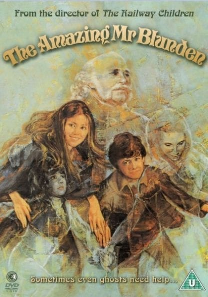 The Amazing Mr. Blunden (1972) starring Graham Crowden on DVD on DVD