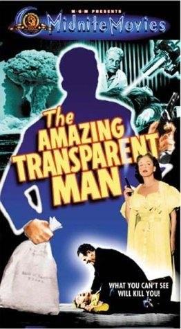 The Amazing Transparent Man (1960) - IMDb