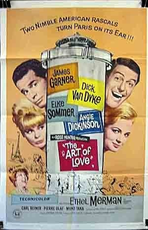 The Art of Love (1965) with English Subtitles on DVD on DVD