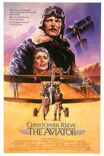 The Aviator (1985) starring Christopher Reeve on DVD on DVD
