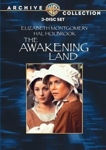 The Awakening Land (1978) starring Elizabeth Montgomery on DVD on DVD