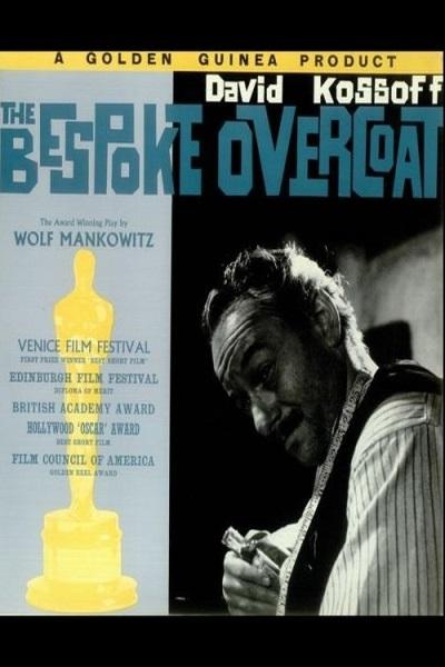 The Bespoke Overcoat (1955) starring David Kossoff on DVD on DVD