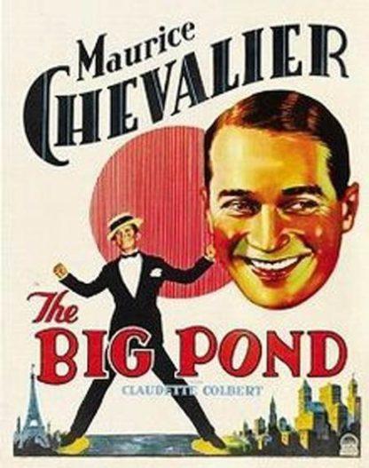 The Big Pond (1930) with English Subtitles on DVD on DVD