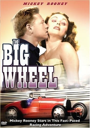 The Big Wheel (1949) starring Mickey Rooney on DVD on DVD