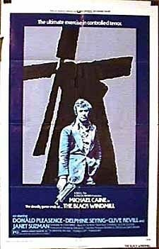 The Black Windmill (1974) starring Michael Caine on DVD on DVD