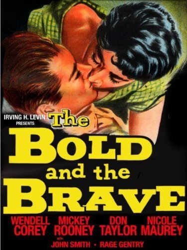 The Bold and the Brave (1956) starring Wendell Corey on DVD on DVD