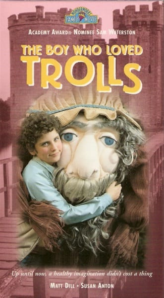 The Boy Who Loved Trolls (1984) starring Matt Dill on DVD on DVD