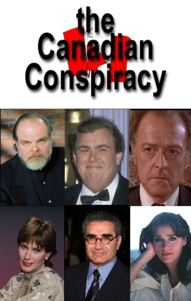 The Canadian Conspiracy (1985) starring Damir Andrei on DVD on DVD