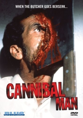 The Cannibal Man (1972) with English Subtitles on DVD on DVD