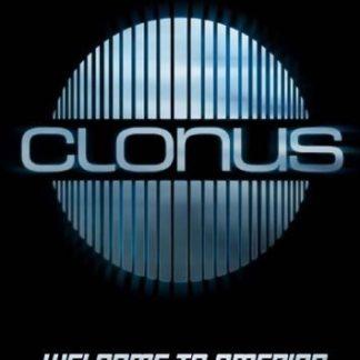 The clonus horror Peter Graves Horror movie poster