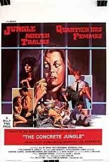 The Concrete Jungle (1982) starring Jill St. John on DVD on DVD