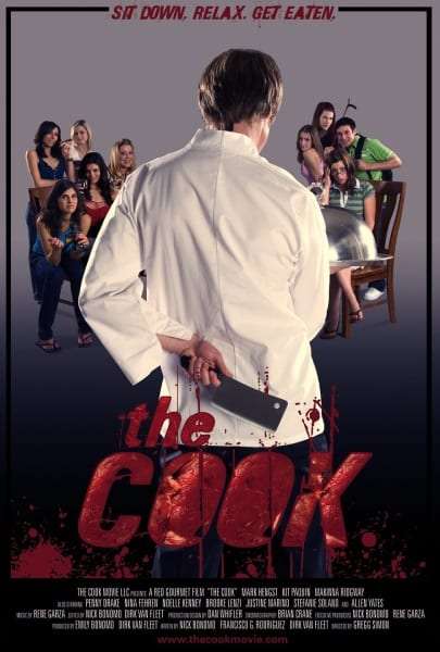 The Cook (2008) starring Penny Vital on DVD on DVD