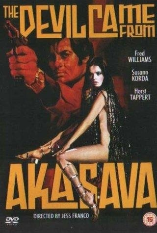 The Devil Came from Akasava (1971) with English Subtitles on DVD on DVD