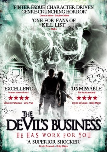 The Devil's Business (2011) starring Billy Clarke on DVD on DVD