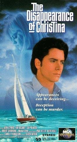 The Disappearance of Christina (1993) starring John Stamos on DVD on DVD