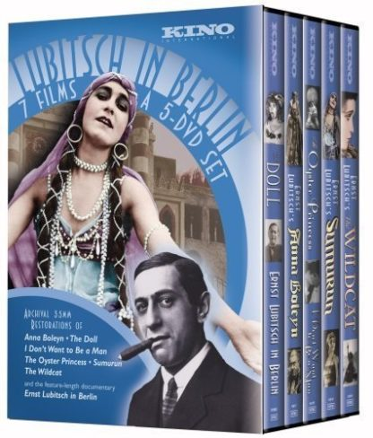 The Doll (1919) with English Subtitles on DVD on DVD