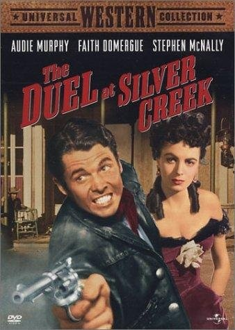 The Duel at Silver Creek (1952) starring Audie Murphy on DVD on DVD