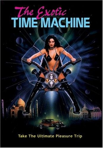 The Exotic Time Machine (1998) starring Gabriella Hall on DVD on DVD