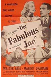 The Fabulous Joe (1947) starring Walter Abel on DVD on DVD