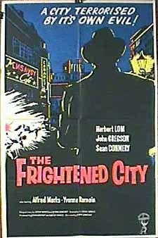 The Frightened City (1961) starring Herbert Lom on DVD on DVD