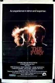 The Fury (1978) starring Kirk Douglas on DVD on DVD