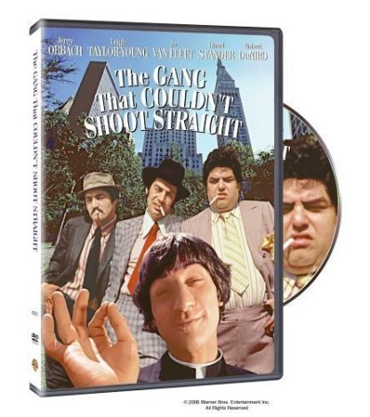 The Gang That Couldn't Shoot Straight (1971) starring Jerry Orbach on DVD on DVD