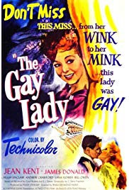 The Gay Lady (1949) starring Jean Kent on DVD on DVD