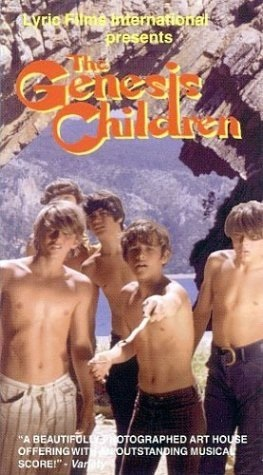 The Genesis Children (1972) starring Vincent Child on DVD on DVD