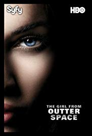 The Girl from Outer Space (2008) starring Jenae Altschwager on DVD on DVD