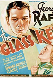 The Glass Key (1935) starring George Raft on DVD on DVD