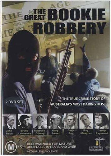 The Great Bookie Robbery (1986) starring John Bach on DVD on DVD