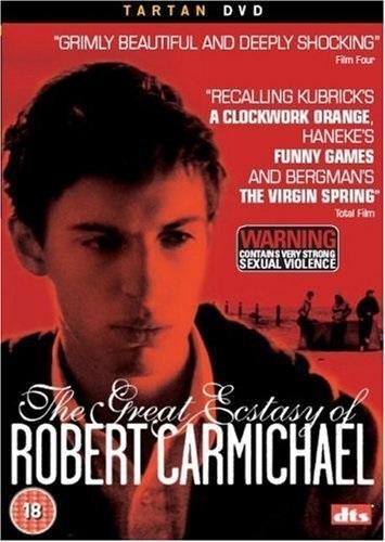 The Great Ecstasy of Robert Carmichael (2005) starring Nikki Albon on DVD on DVD