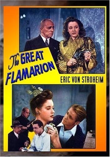 The Great Flamarion (1945) starring Erich von Stroheim on DVD on DVD