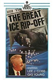 The Great Ice Rip-Off (1974) starring Lee J. Cobb on DVD on DVD