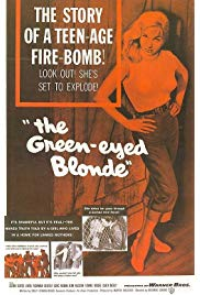 The Green-Eyed Blonde (1957) starring Susan Oliver on DVD on DVD