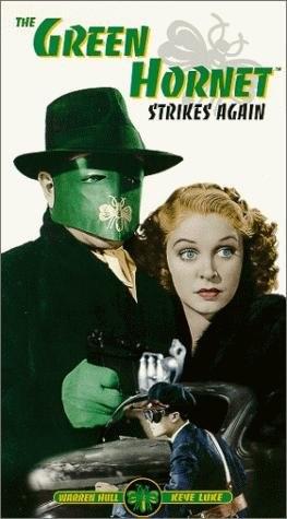 The Green Hornet Strikes Again! (1940) starring Warren Hull on DVD on DVD