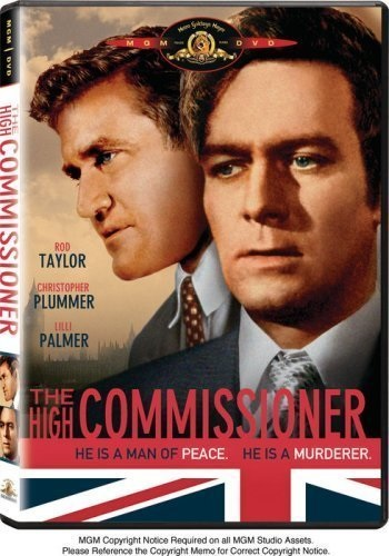 The High Commissioner (1968) starring Rod Taylor on DVD on DVD