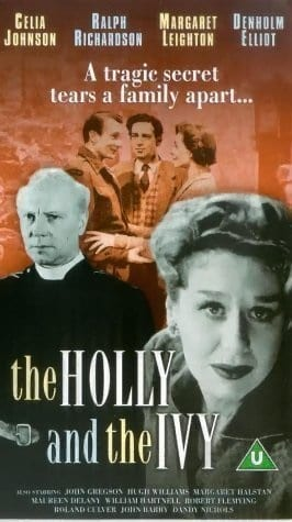 The Holly and the Ivy (1952) starring Ralph Richardson on DVD on DVD