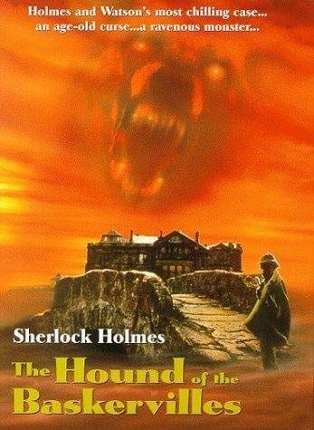 The Hound of the Baskervilles (1983) starring Ian Richardson on DVD on DVD