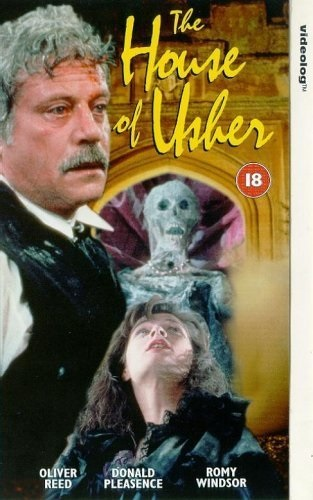 The House of Usher (1989) starring Oliver Reed on DVD on DVD