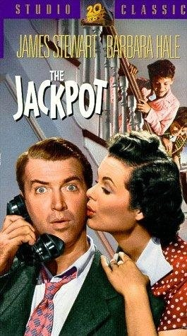 The Jackpot (1950) starring James Stewart on DVD on DVD