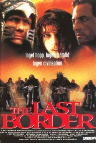 The Last Border (1993) with English Subtitles on DVD