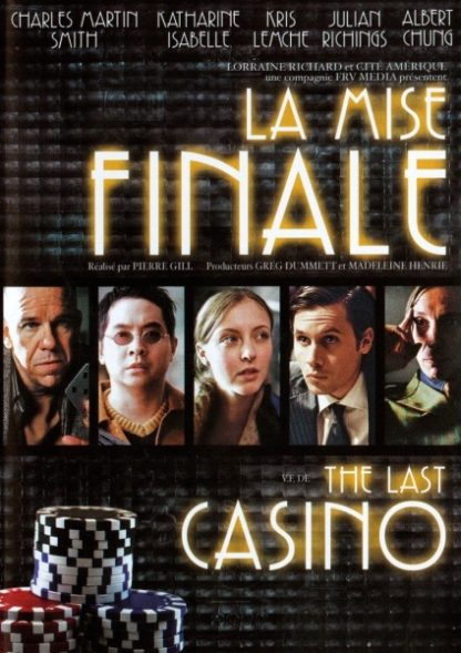 The Last Casino (2004) with English Subtitles on DVD on DVD