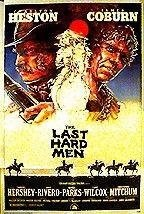 The Last Hard Men (1976) starring Charlton Heston on DVD on DVD