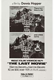 The Last Movie (1971) with English Subtitles on DVD on DVD