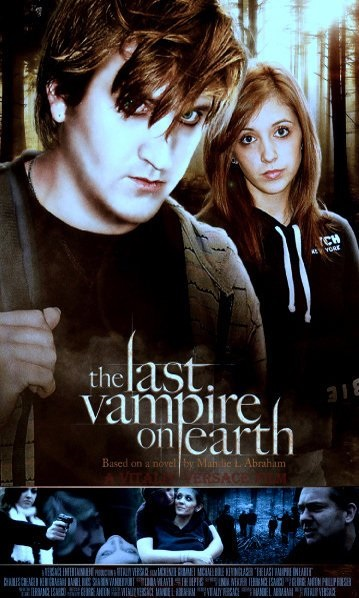 The Last Vampire on Earth (2010) starring Rachel Terzak on DVD on DVD